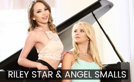 Riley Star & Angel Smalls