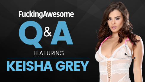 Interview with Keisha Grey